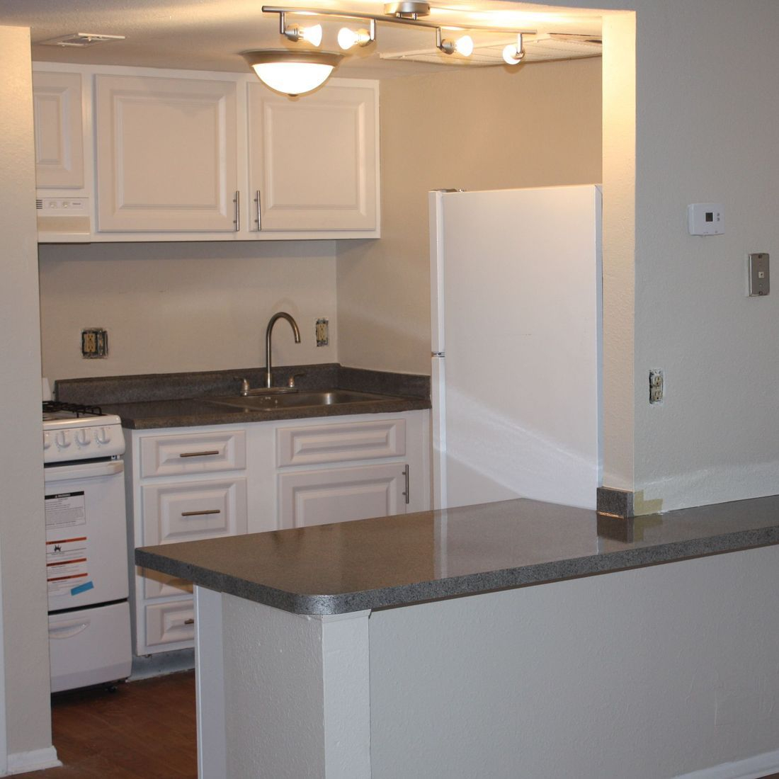 Kitchen cabinet refacing after