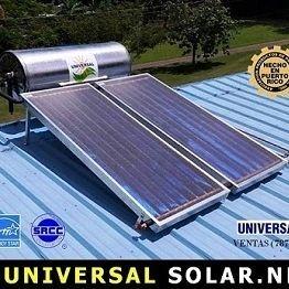 Calentador Solar Head Start Puerto Rico