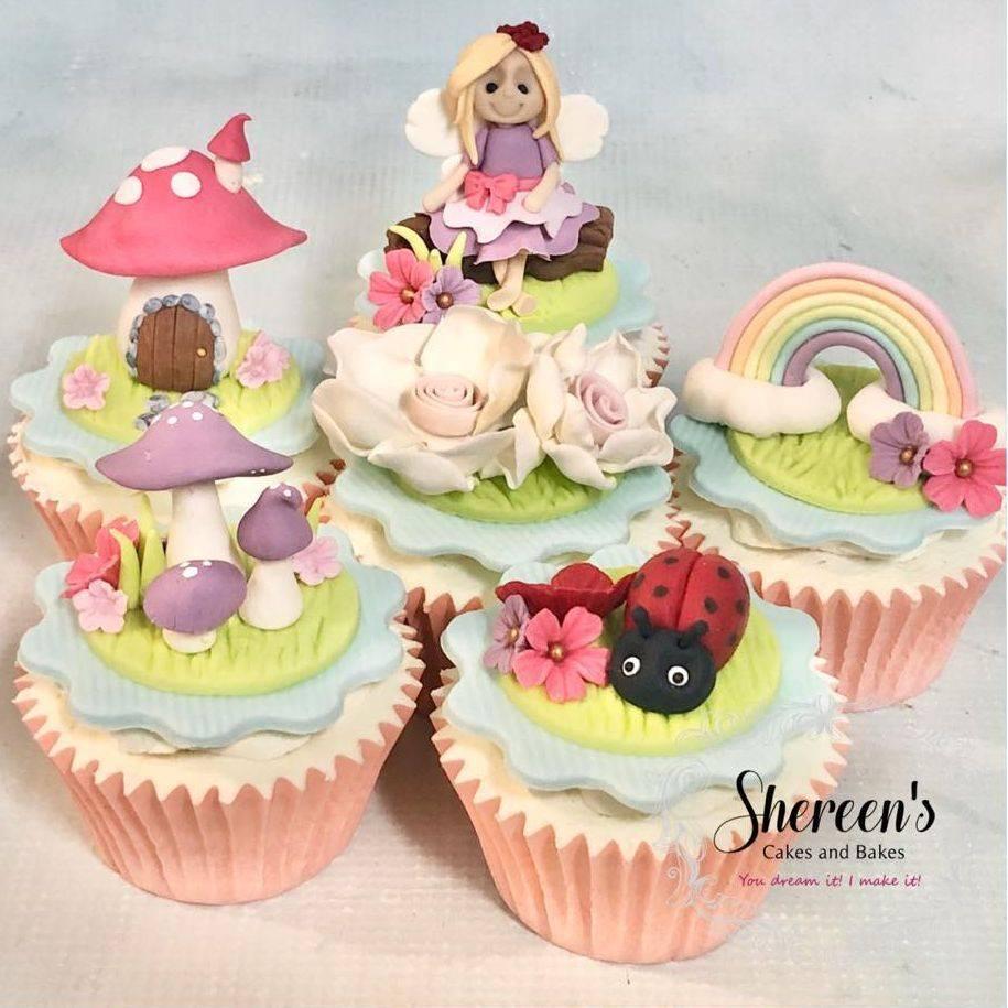 Fairy tale Cupcakes