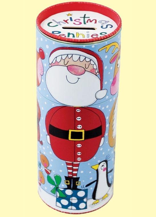 christmas gift money box