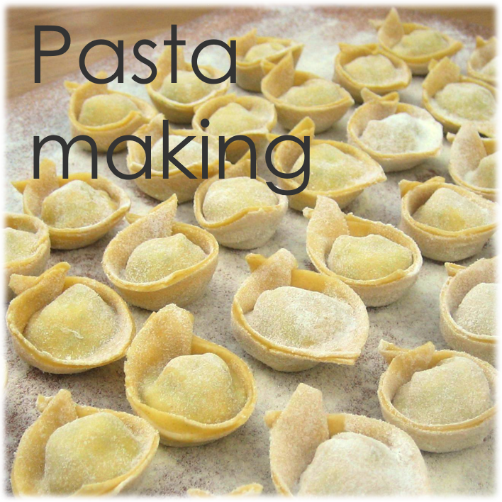Pasta course, cookery course, Devon, South West, Cookery school