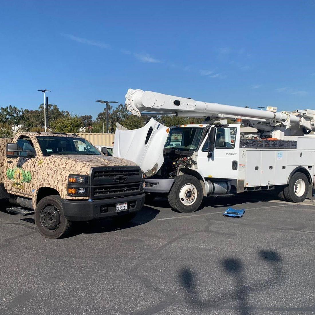 Diesel Repair Long Beach, CA