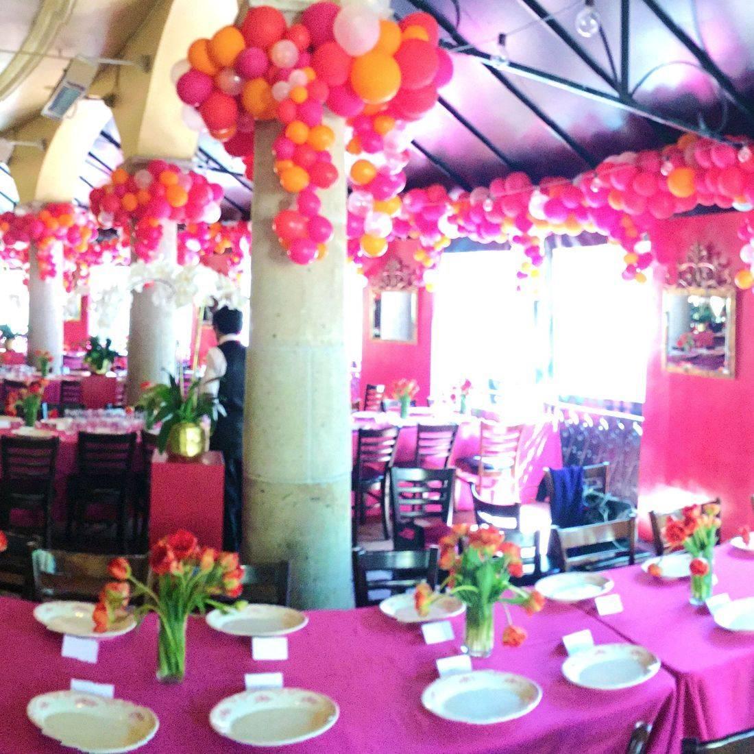 Balloon Organic Drips