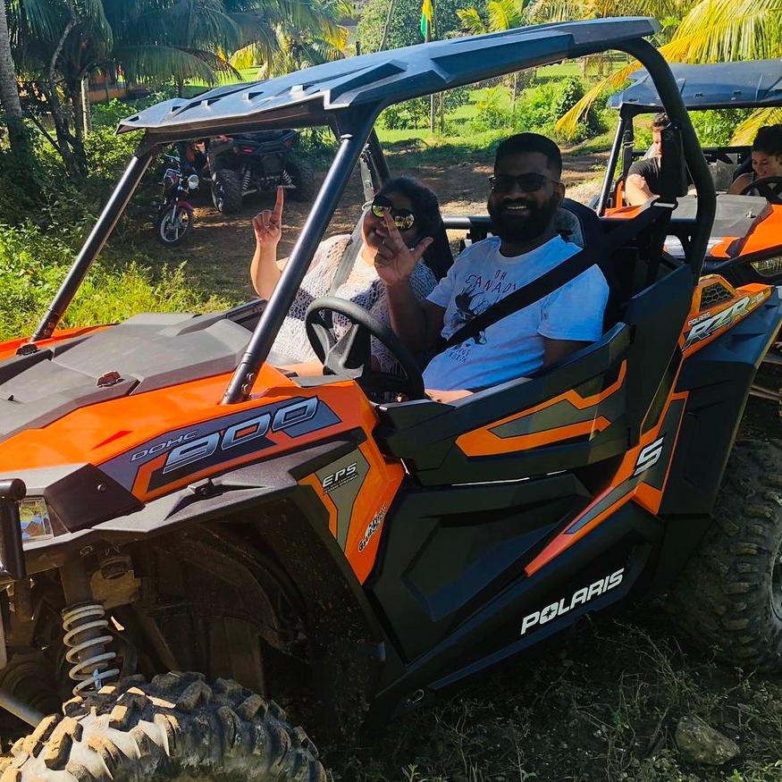 RastaSafari Experience, Negril, Jamaica