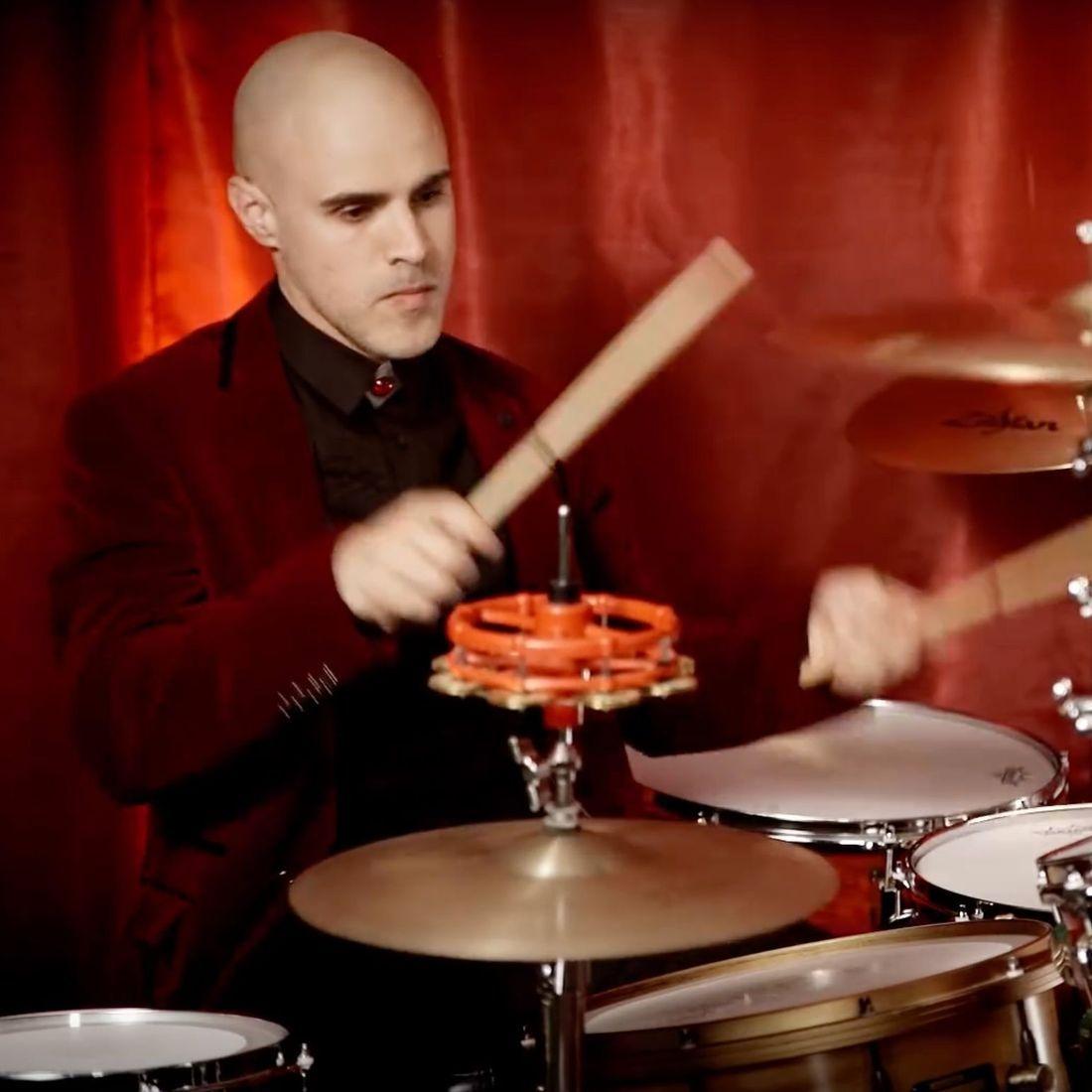JR Drumming Tui