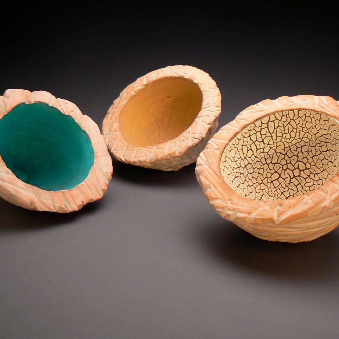 Omphalos Bowls