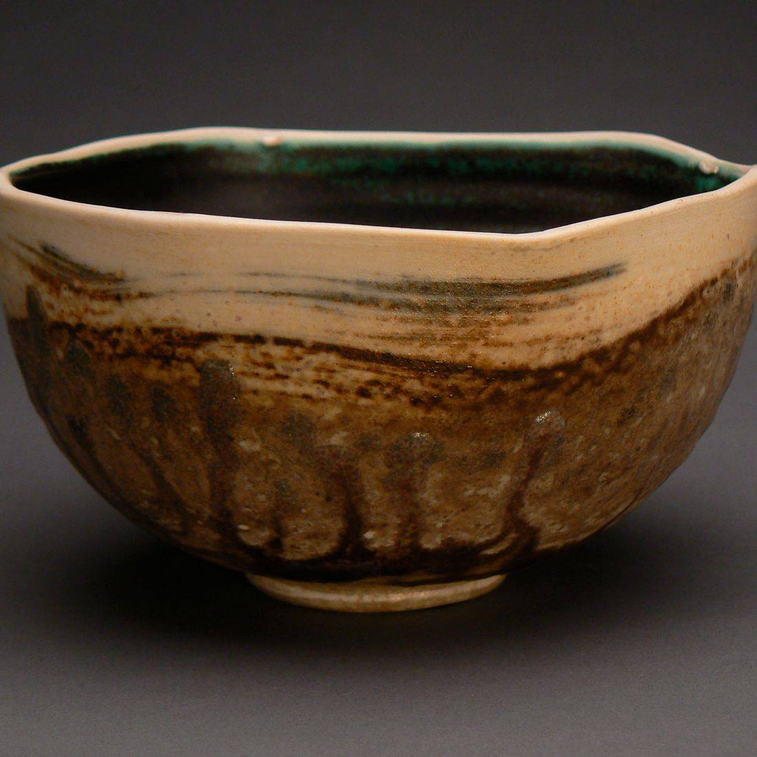 Wood fired bowl 2006