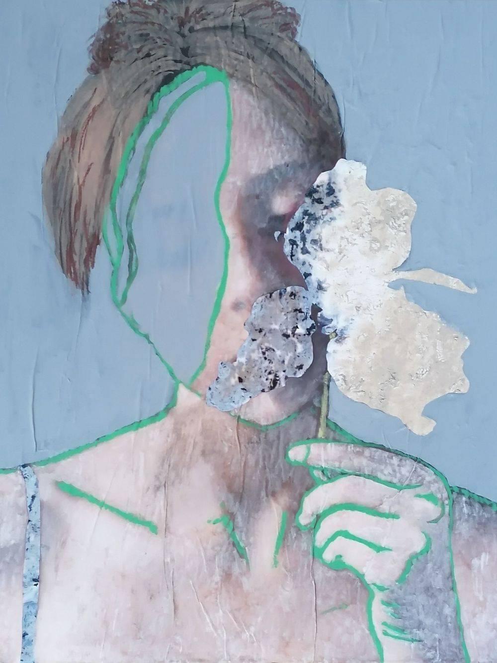 Aquarelle, Portrait, Histoire de l'art, Femme