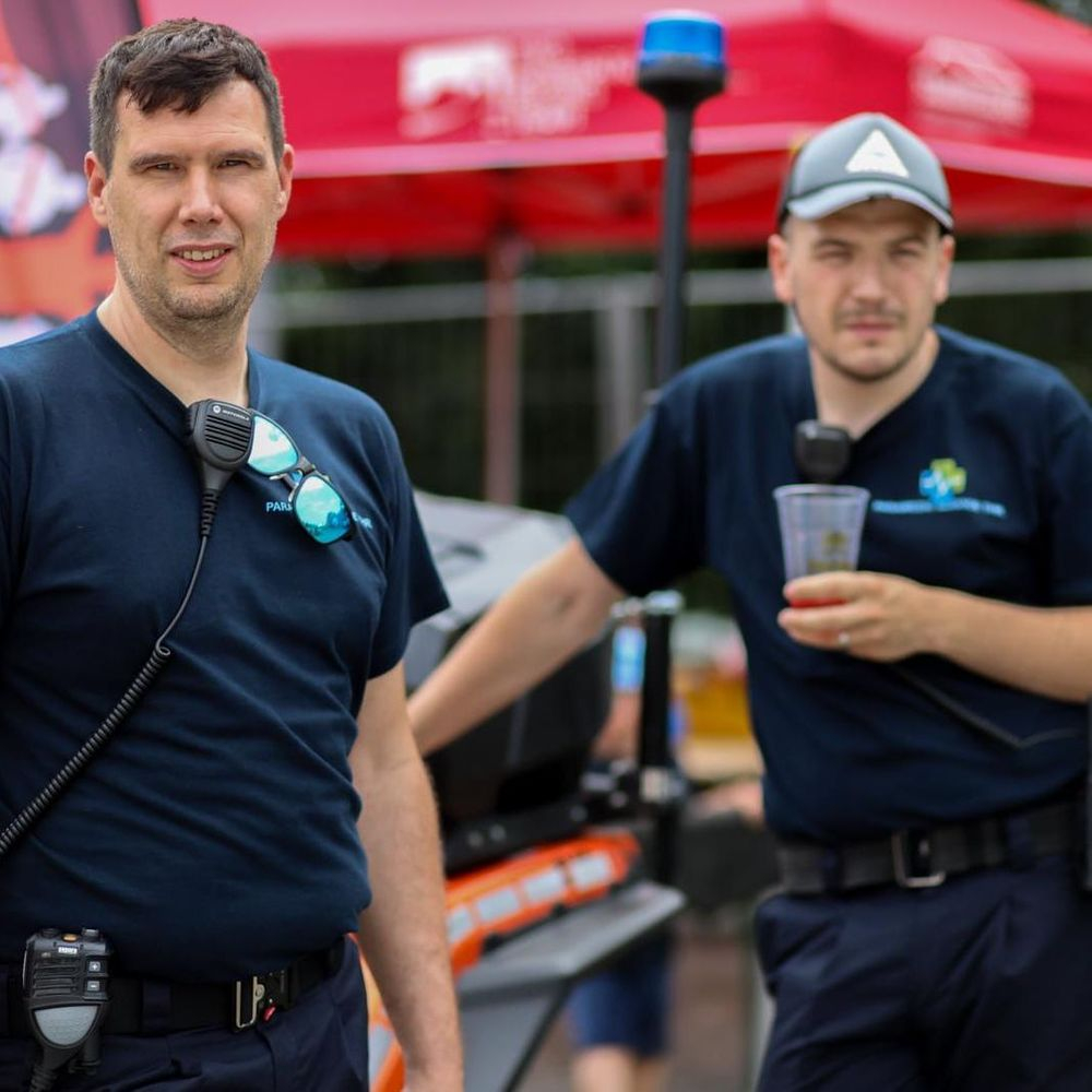 Notfall,Kids running Paramedic,Quad