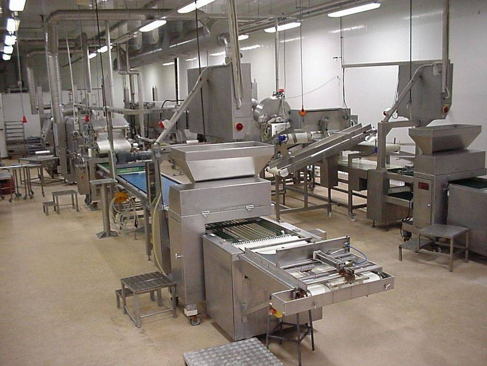 food processing machinery repairs