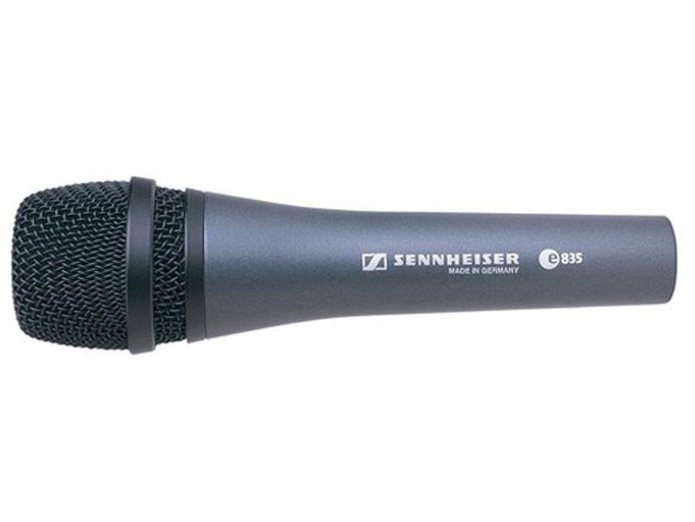 senniheiser 835 vocal mic