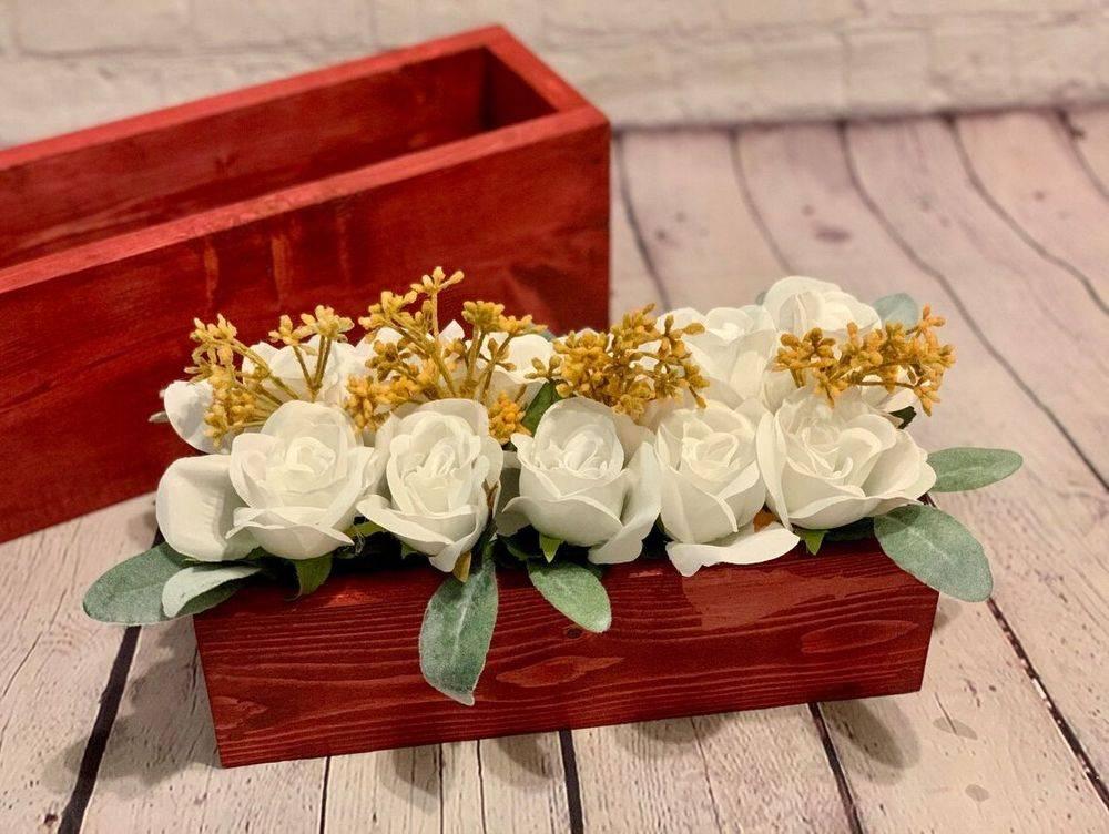 Handmade Floral Centerpiece