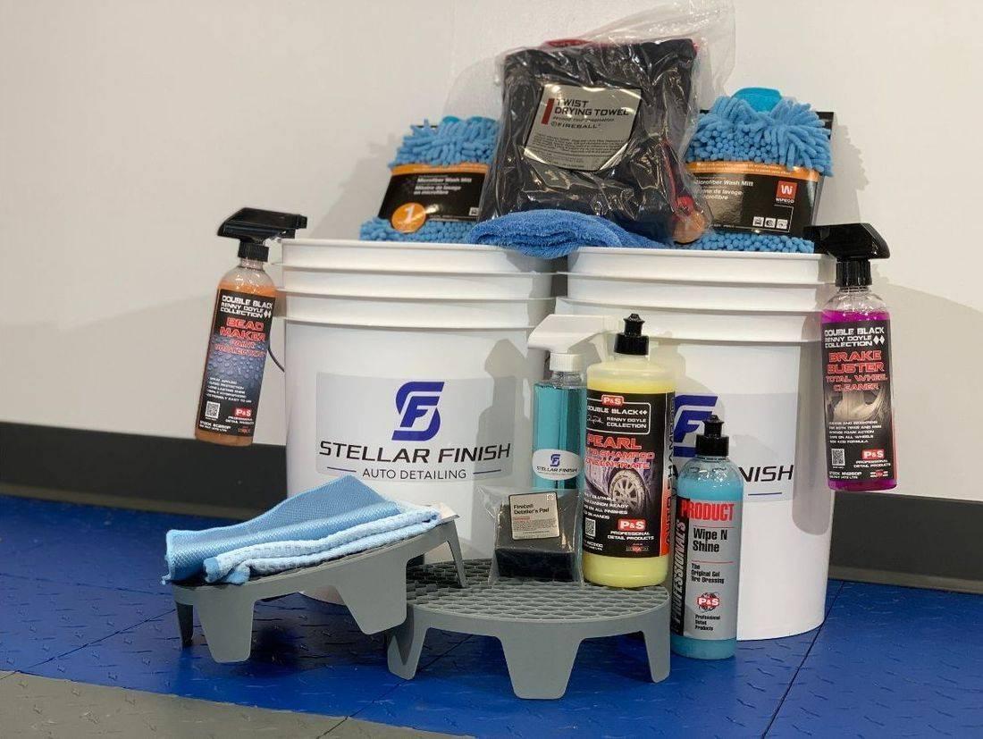 Car Wash Kit Victoria