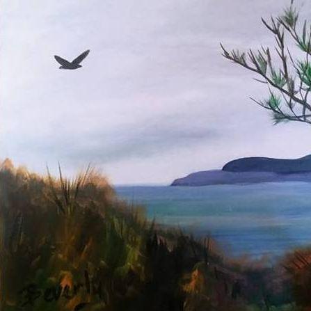 Whidbey Island Crow