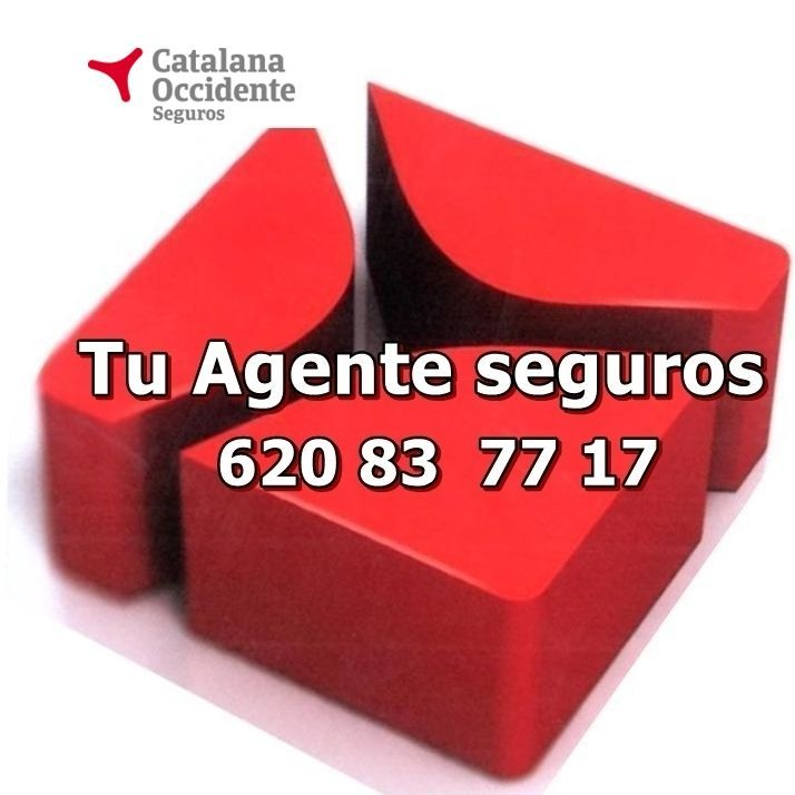 Catalana Occidente. Tu agente seguros personal