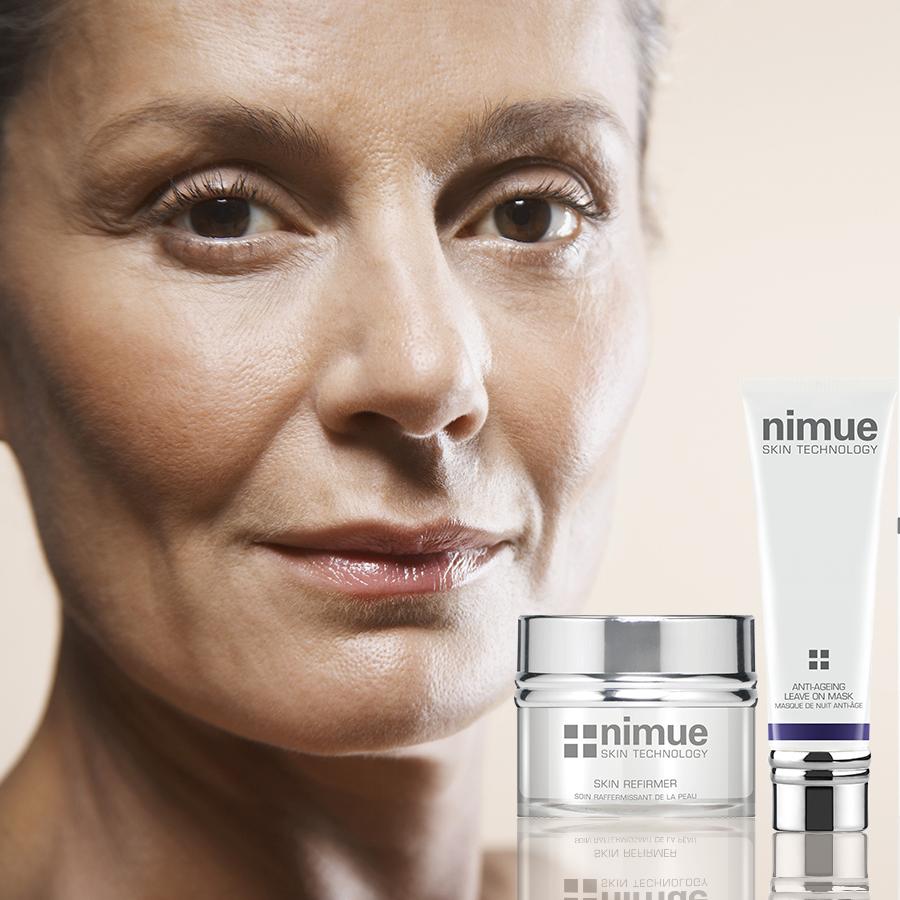 Anti-ageing, firming cream, retinol, environmentally damaged, pollution, skincare, AHA, Nimue, Clarins, Dermalogica, Clinique, Environ