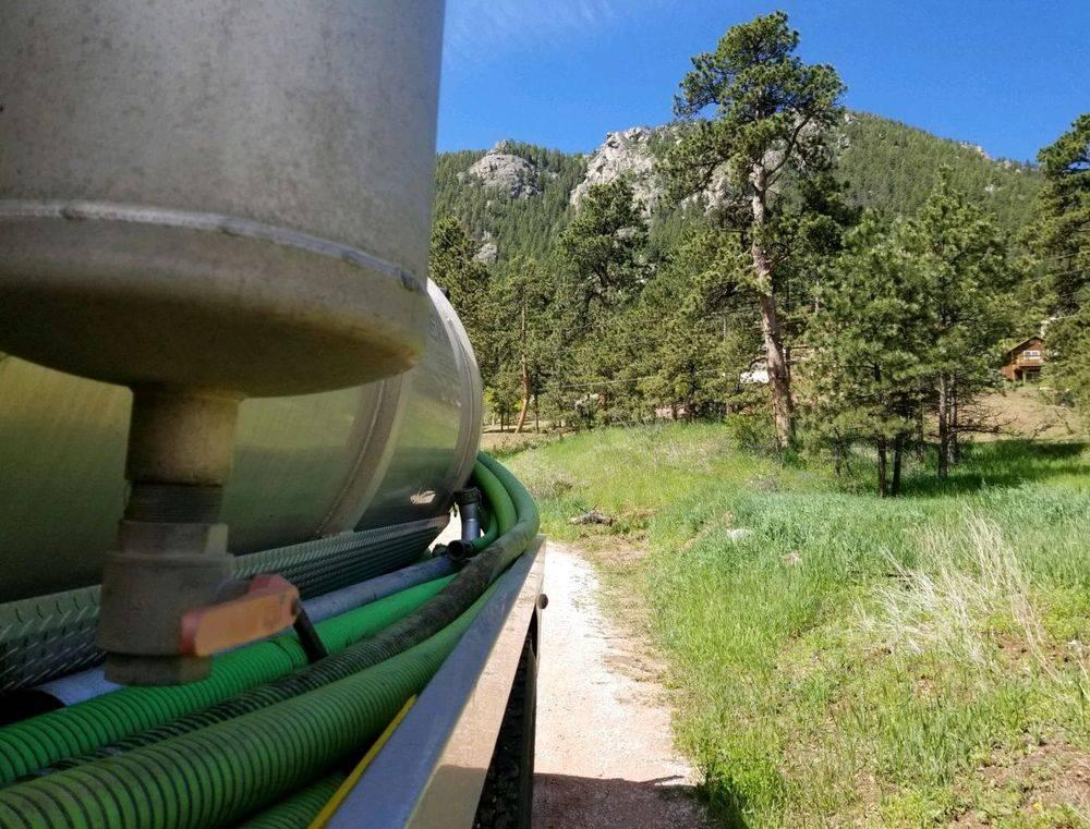 cascade colorado septic pump and inspection