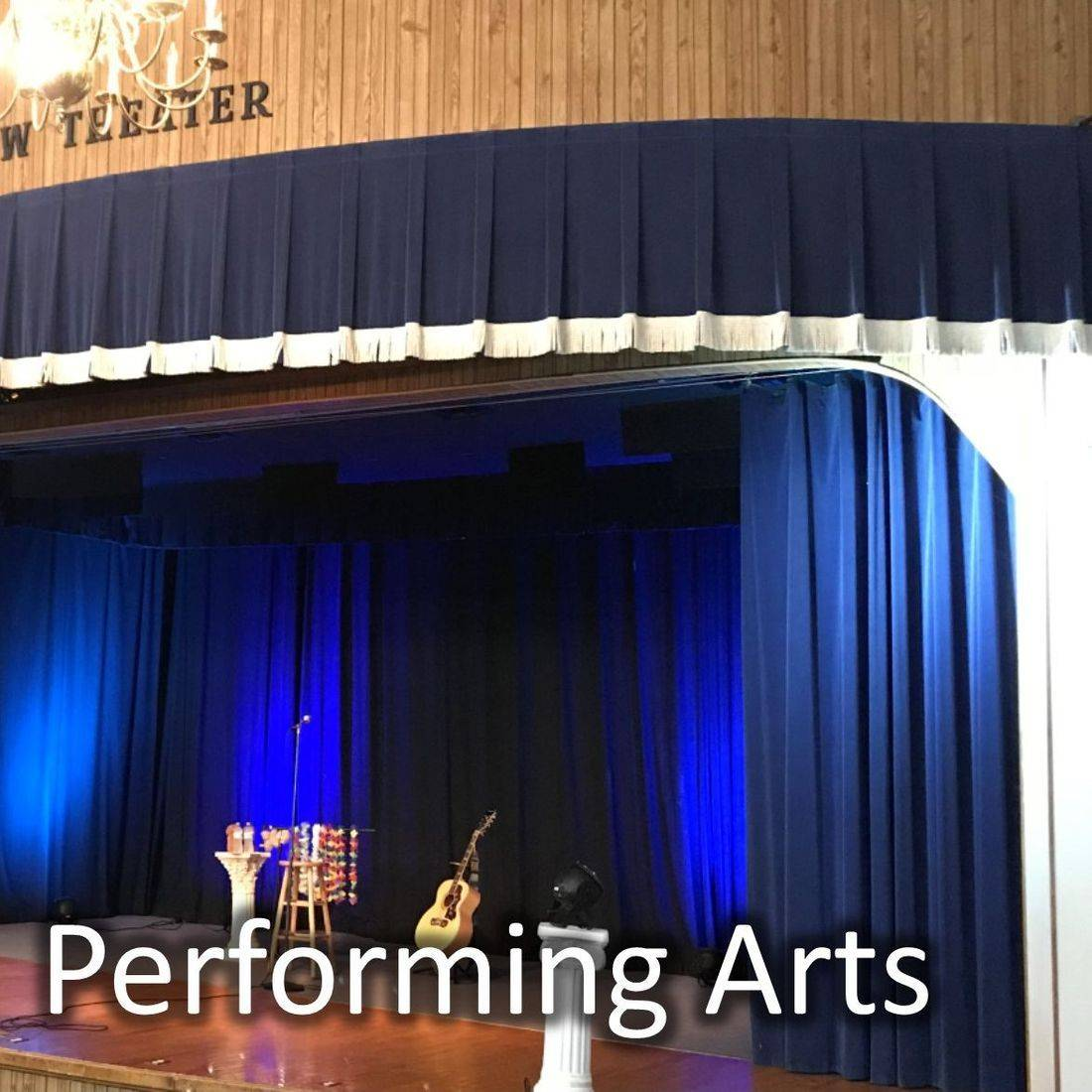 Performing Arts Dance Theater Theatre