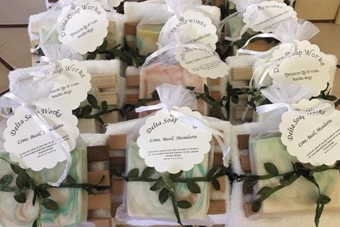 cold processed soap gifts