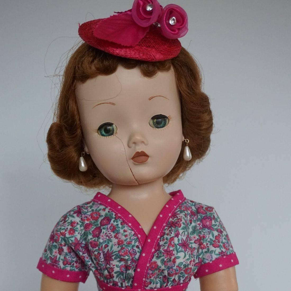 Cissy Doll Cissy Doll Dress
