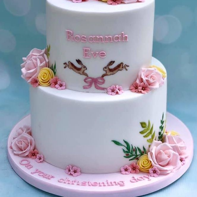 Birthday Cake Bunny