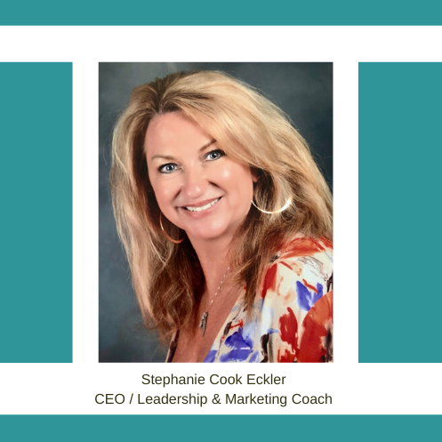 """Stephanie uses her creativity and her business  background to increase your sales! Stephanie Cook has over 20 years of management and marketing experience, and 12 years of consulting experience. She has received many awards for marketing efforts and has a proven track record of being very successful. Stephanie is passionate about making a difference in everything she does. She values communication, collaborative teams, and the opportunity for life-long learning. She is a self-starter, highly motivated, and an experienced leader in relationship marketing, leadership coaching, creative marketing, and team building. Stephanie has lots of experience working with small and large companies. She has held many marketing titles and has worked in the corporate world. She continues to take marketing classes and keep up with marketing trends, so she can share the knowledge with her clients. Stephanie has three beautiful children, Brooke, John, and a """"seven-year-old Angel"""", Jackson. She has one grandchild, Gabriel. Stephanie enjoys photography and loves going to the beach. She is a member at Crossroads Church in Lafayette, La. She is also involved in local and philanthropic organizations. Stephanie is a member of The 705 and the Lafayette Women's Chamber of Commerce. During her spare time she volunteers for LOPA, Maddie's Footprints, and Foster the Love."""