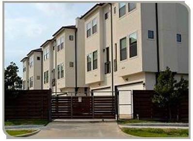 beige self-managed condominiums