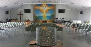 Lakes Anglican, church mural, artistic murals central coast, Di Hoath murals
