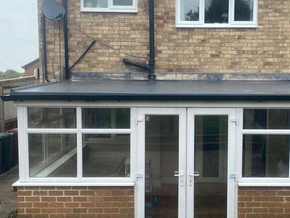 Grp roof repairs in leeds
