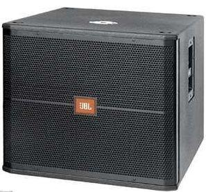 JBL 18 inch Passive subwoofer speaker for rent