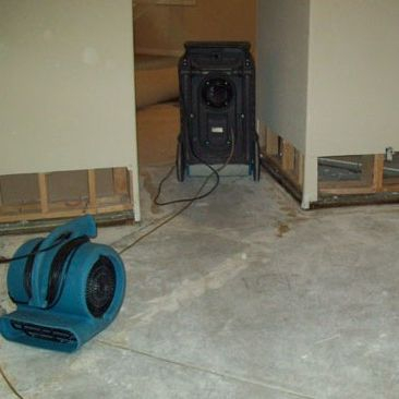 Action Steam Cleaning water damage