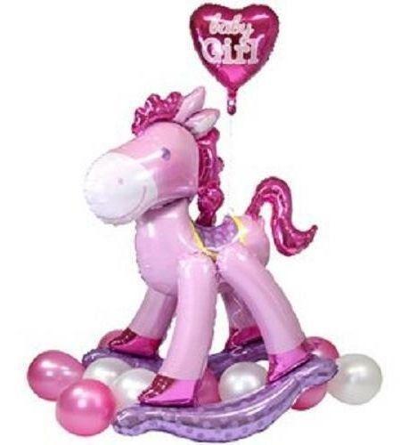 Baby Girl Rocking Horse Airwalker