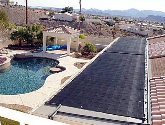 Piscina calentador solar desde $299