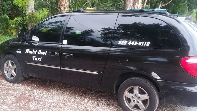 Beach Taxi Fort Myers Florida Airport Transport