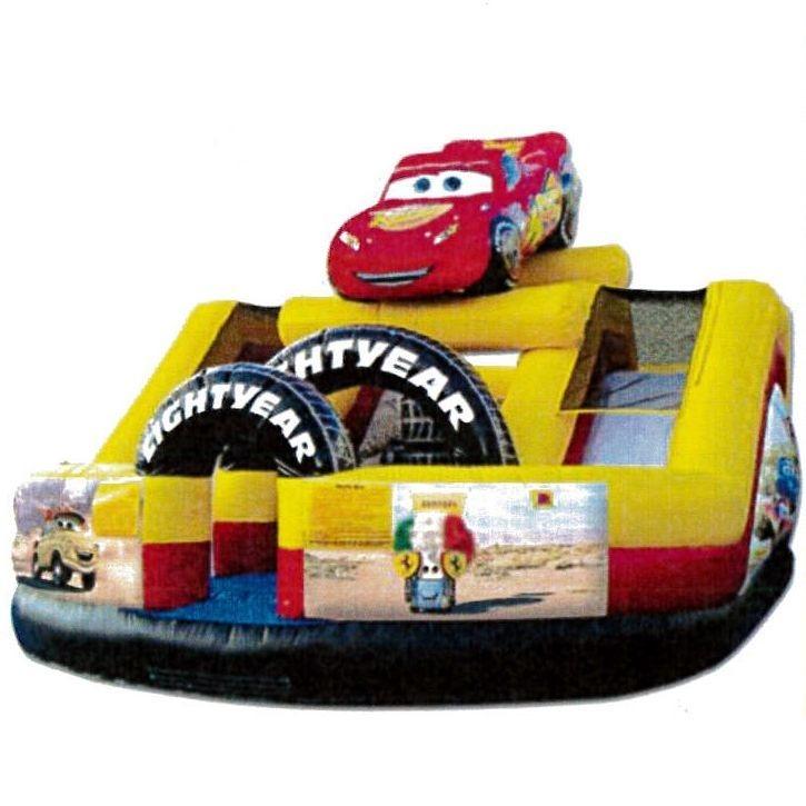 Cars Play Center 20'x30'