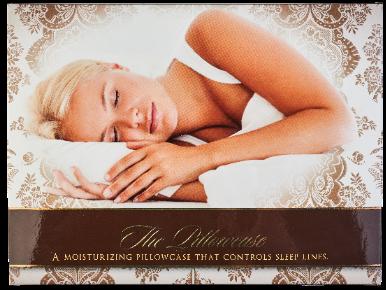 Anti-aging pillowcase