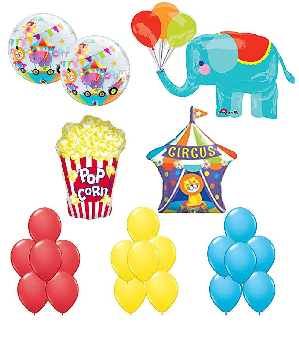 Circus Party Pack