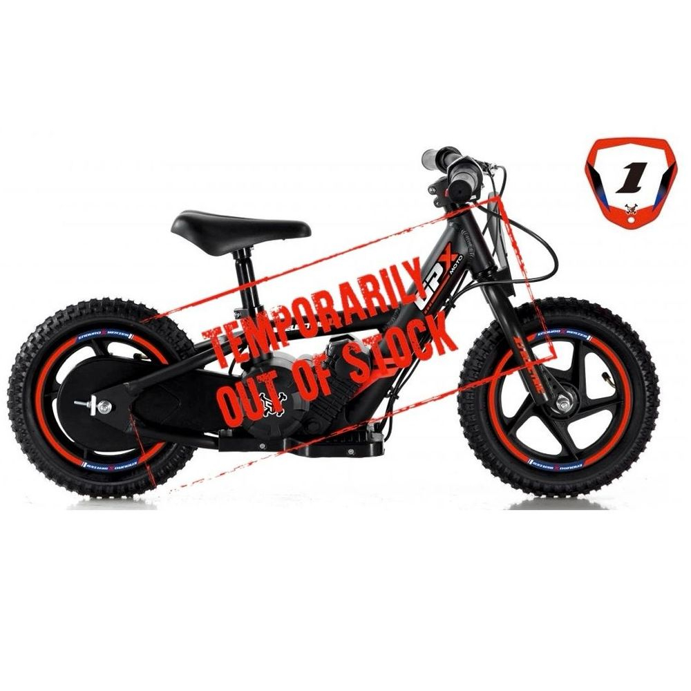 GPXMoto Electric Balance Bike XJ-E12 temp out of stock