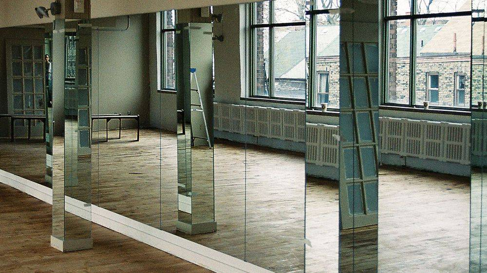 Mirror Walls, Dance, Yoga, Teakwondo Studios, installing Greater Toronto Area.