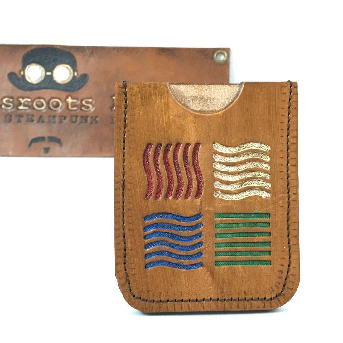Single slot wallet The Fifth Element