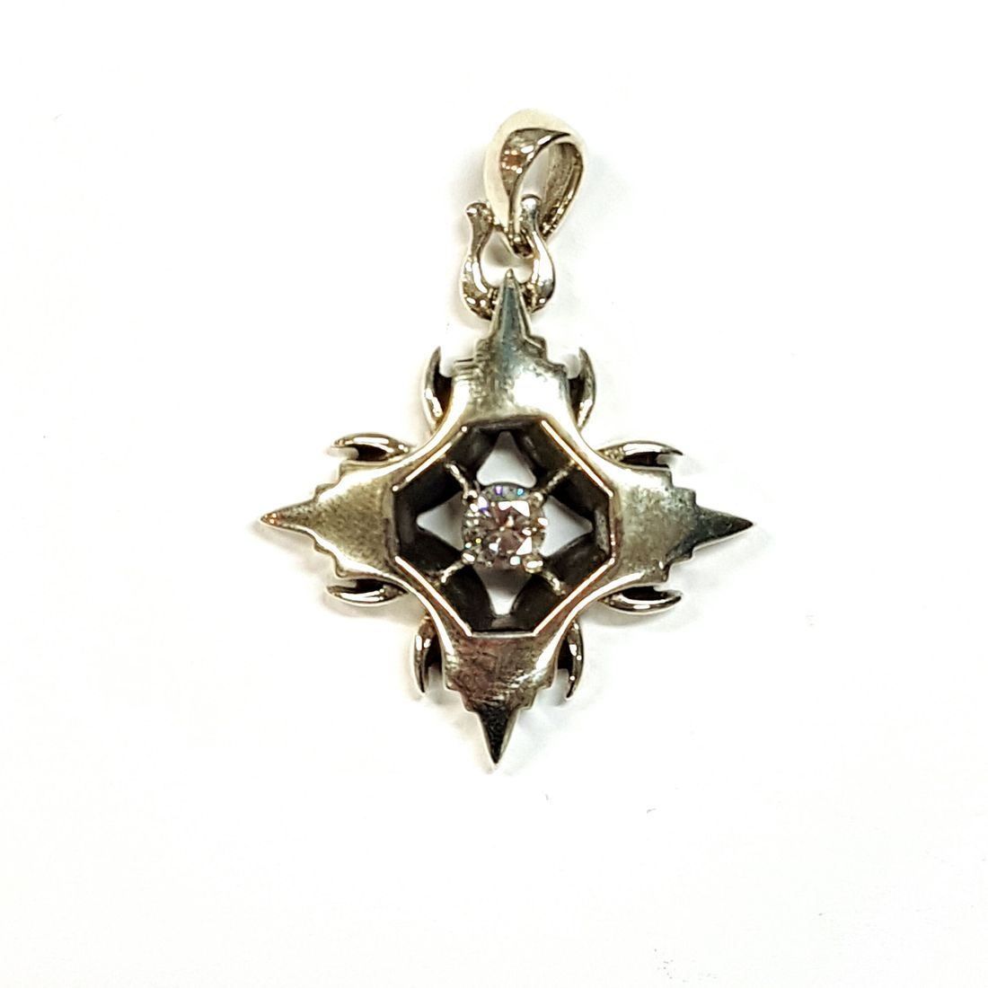 Crystal Star Pendant  available at Kazbah online and our Leicester City Centre shop