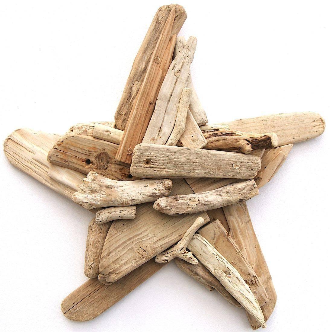 Driftwood Starfish 1