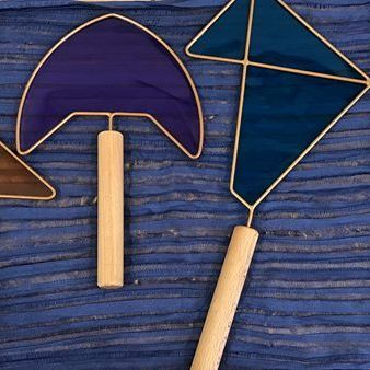 Atlantean Purple Healing Paddle