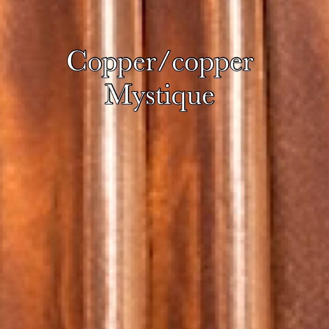 Copper mist