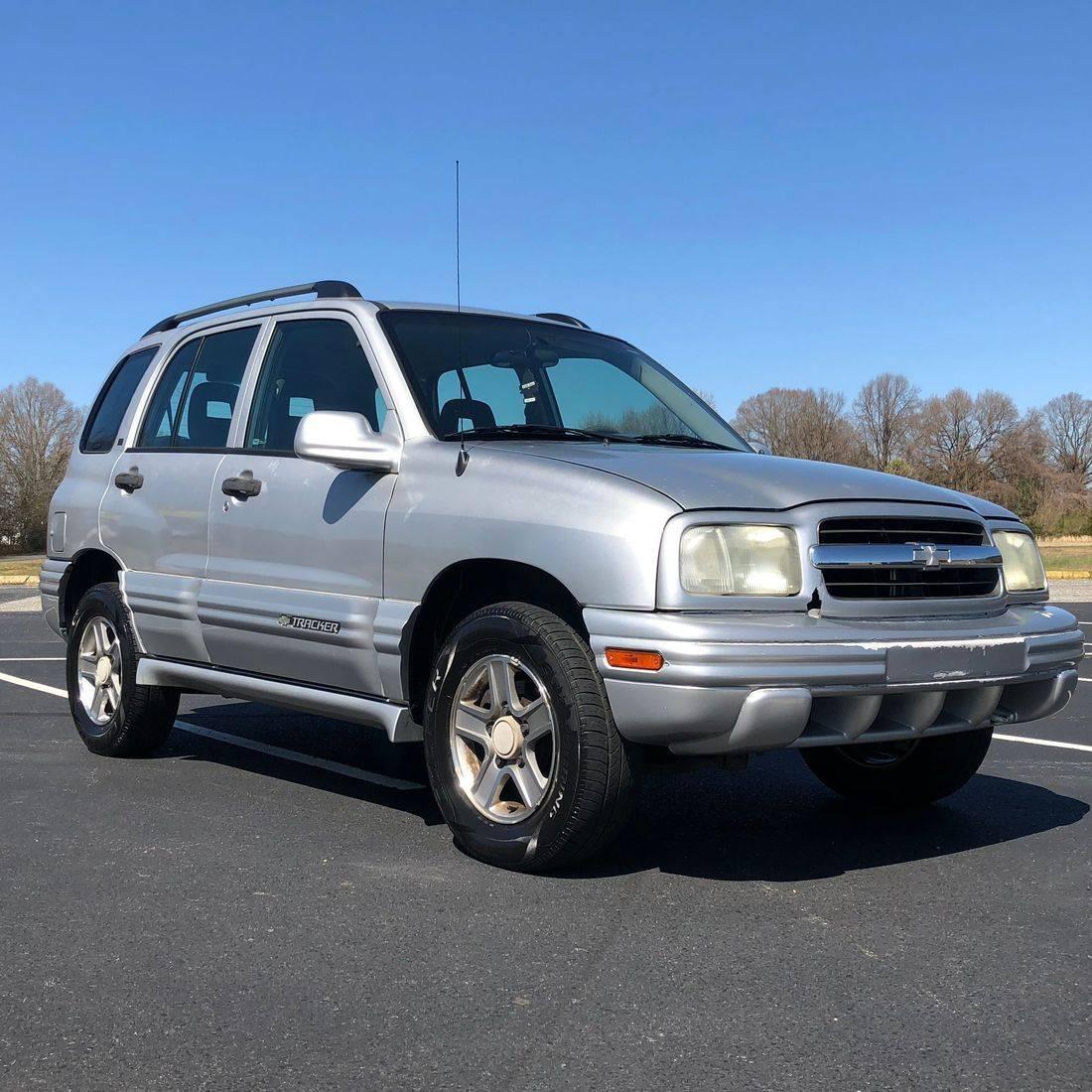 2004 Chevy Tracker 4x4