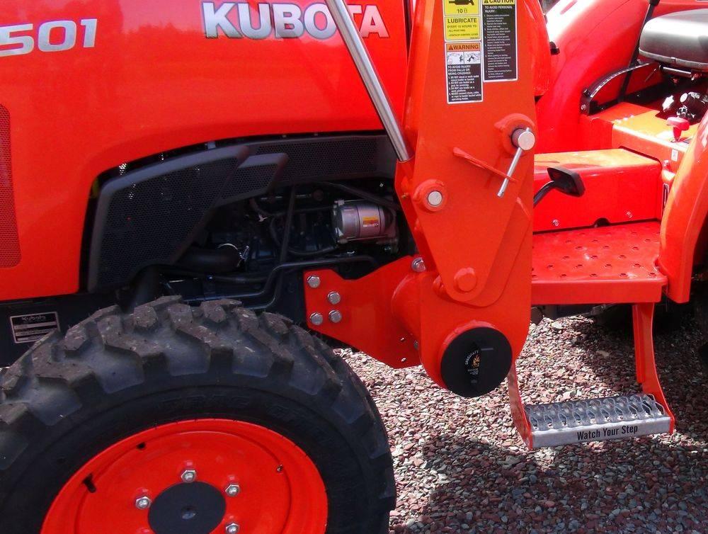Kubota L2501, L3901, L4701 Fel caps