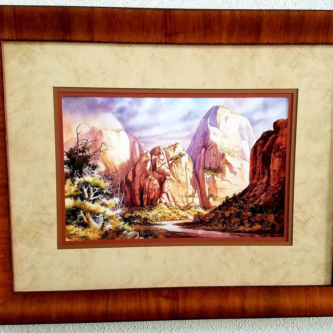 Sunset Framer Custom framing st george  ut
