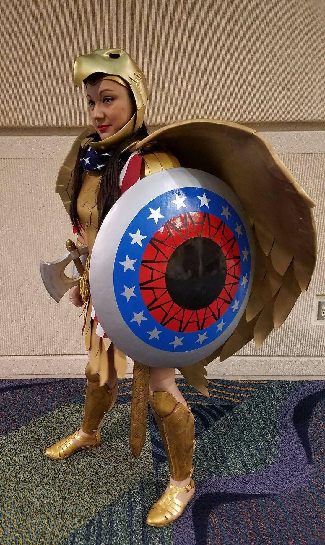 Kingdom Come Wonder Woman