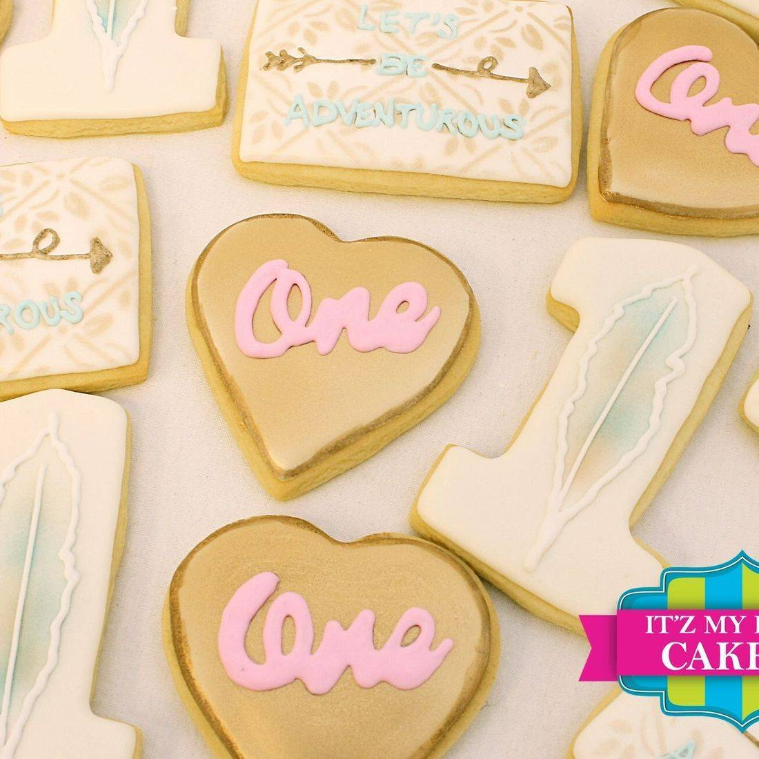 Adventure Feather One Cookies Milwaukee