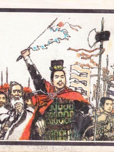 Zhou Dynasty, War Is My Business, Jiang Ziya